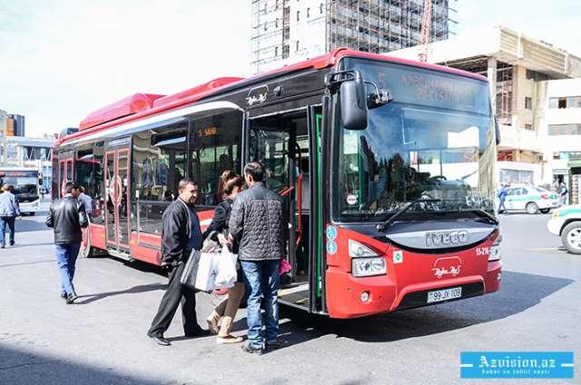Ekspres avtobusların fəaliyyəti davam etdiriləcək