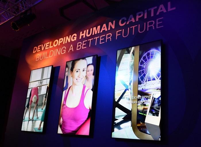 """Es expuesto """"Bakú Expo 2025"""" en Davos-Fotos"""