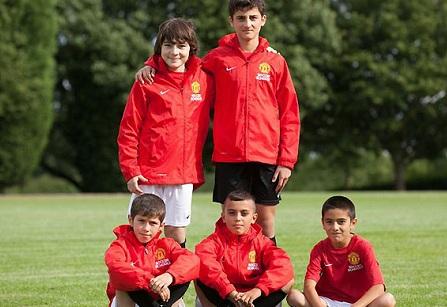 Balaca futbolçularımız Böyük Britaniyada