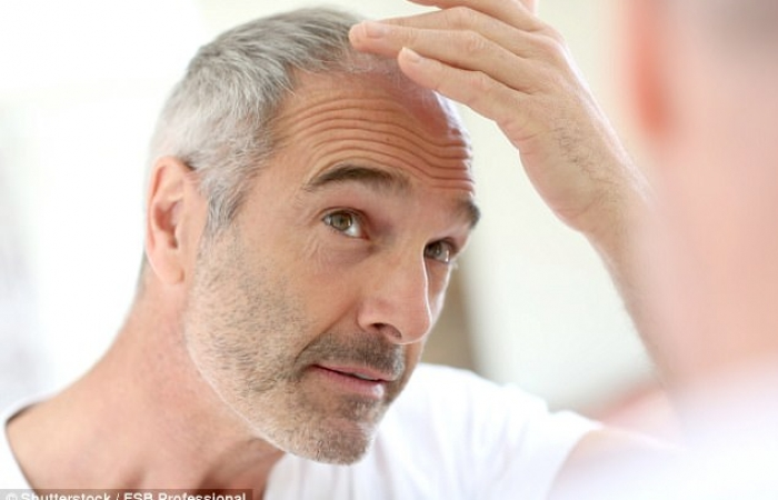 Hope for baldness cure as scientists trigger hair growth with perfume