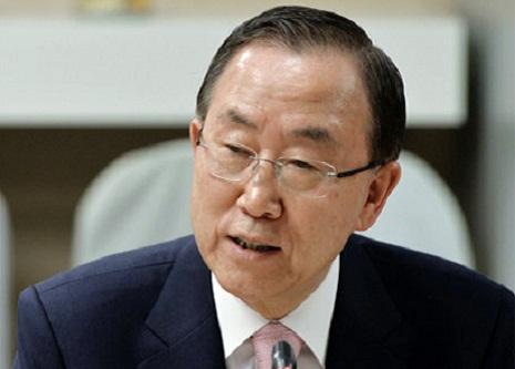 Ban Ki-moon to visit Moscow on May 9