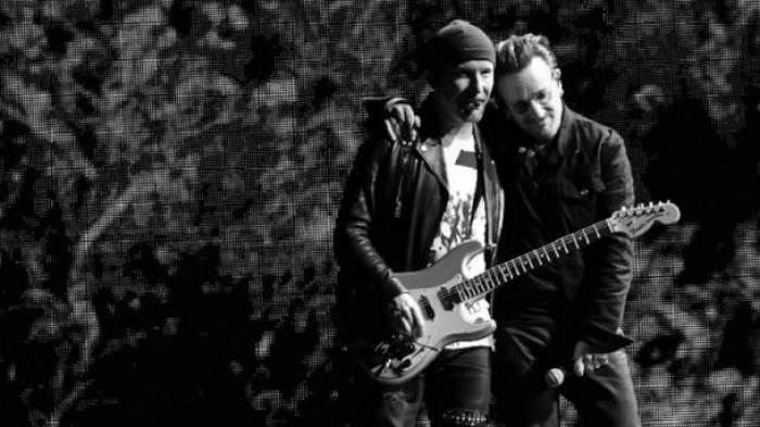 U2 estará en Barcelona, única parada española de The Joshua Tree Tour