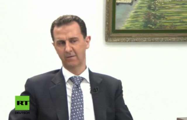 Als Anlass für Einmarsch: Westen denkt sich syrische Opfer aus – Assad