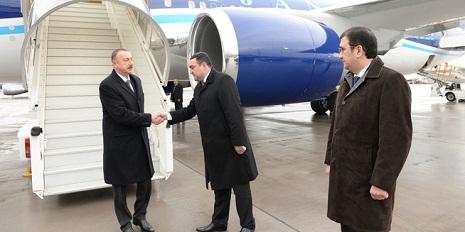 Prezidentin Davos görüşləri - FOTOLAR, YENİLƏNİB