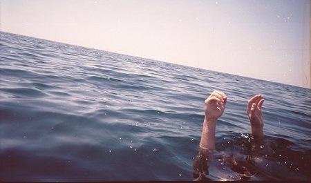 Zabitimiz dənizdə batıb
