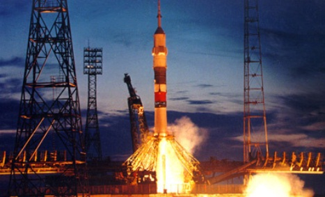 Russia allowed foreign experts to access Baikonur