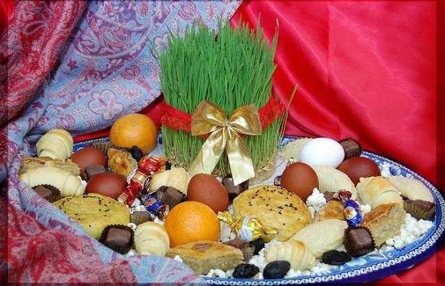 Bu gün Novruz bayramıdır