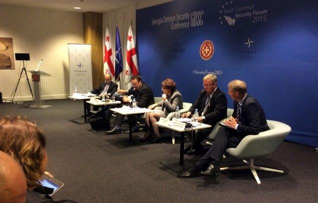 3rd South Caucasus Security Forum kicks off in Tbilisi