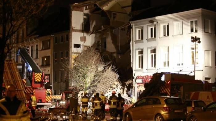Belgique: 14 blessés dans une explosion de gaz