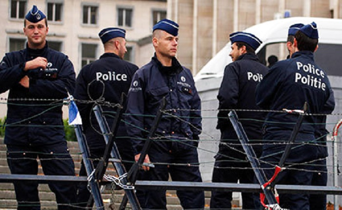 Belgium arrests man suspected of plotting terrorism attack against U.S. embassy