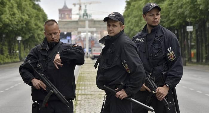 Detenido en Berlín un supuesto terrorista