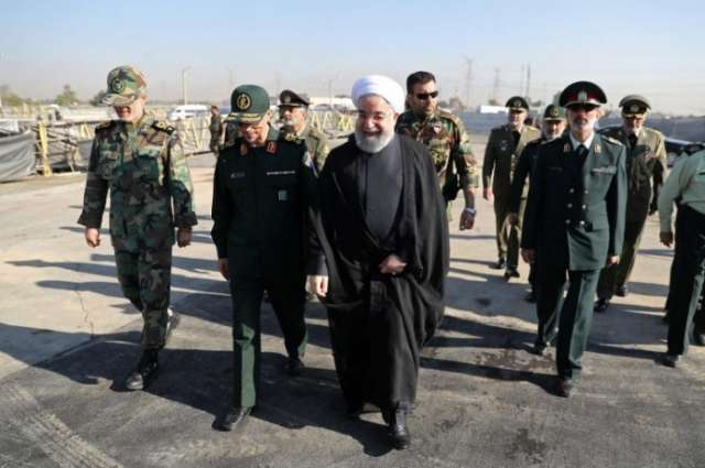 Iran says tests new missile, after U.S. criticizes arms program