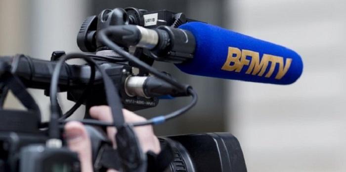 Un journaliste de BFMTV dérape pendant l'hommage aux victimes chinoises