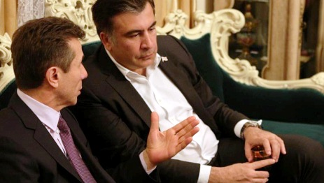 Saakaşvili öz adamlarını qurban verir