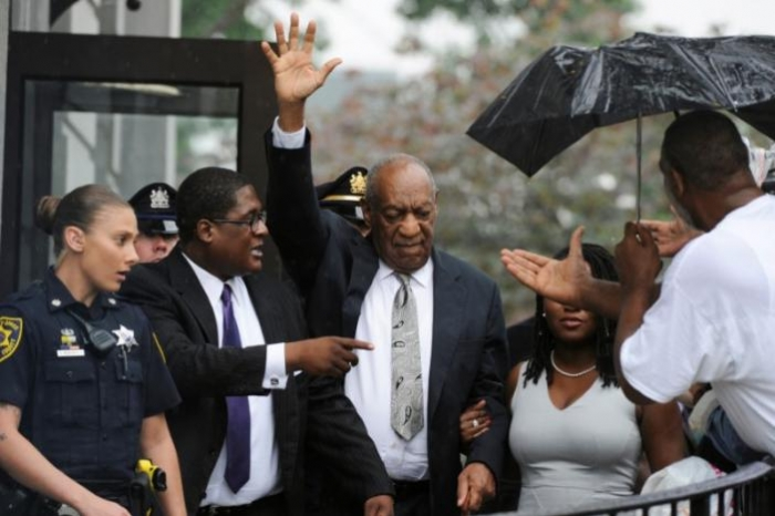 Mistrial declared in Bill Cosby sex assault case but retrial planned