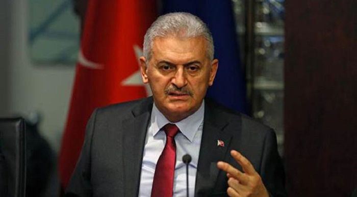Turkish PM congratulates Ilham Aliyev on victory at presidential elections