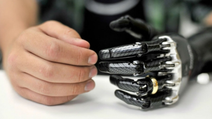 Russian defense enterprise to launch bionic hand production next year
