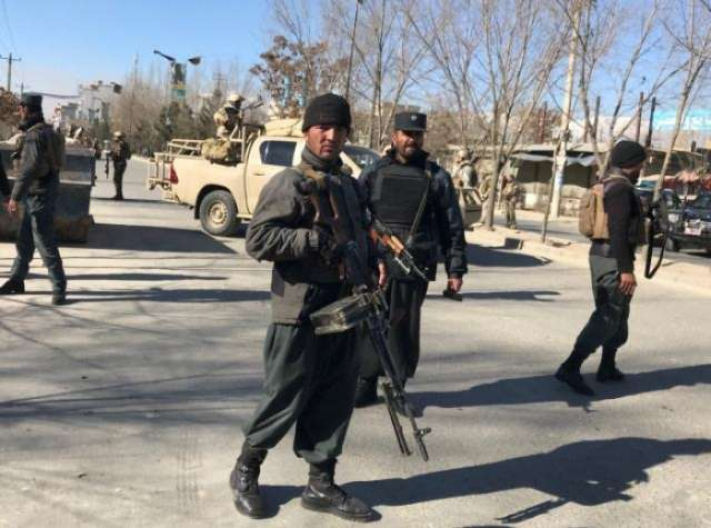 Kabul explosion: At least 40 dead in bomb attack on Afghan Voices news agency