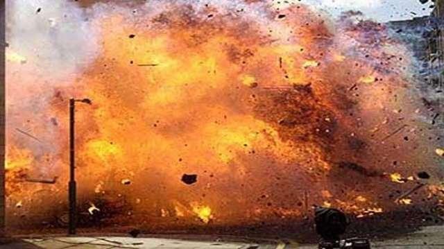 Kiev blast leaves one dead, three injured