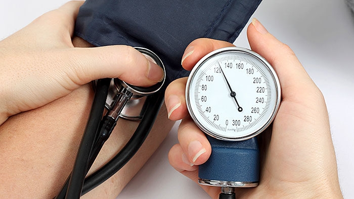 New blood pressure range means half of Americans have hypertension
