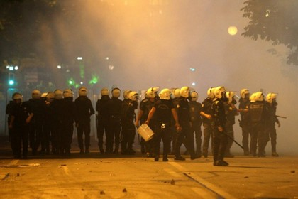 İzmirdə 24 bloqqer tutuldu
