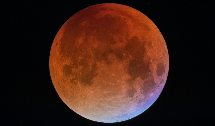Incredibly rare 'Super Blue Blood Moon'is about to appear for first time in 150 tears