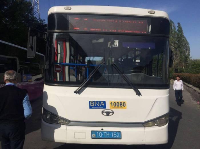 Bakıda avtobuslarla bağlı tələblər dəyişir