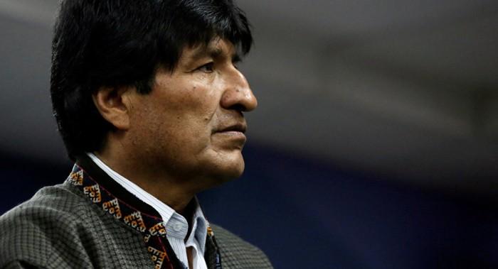 Presidente boliviano despidió a Fidel Castro en la Plaza de la Revolución