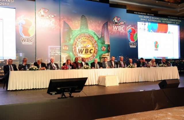 55th Annual Convention of World Boxing Council kicks off in Baku
