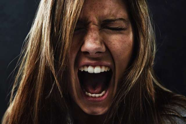Brain-zap therapy may throw people with depression into a rage