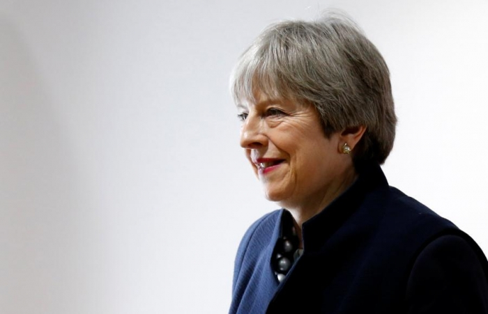 May readies dawn call on EU as Brexit deal nears