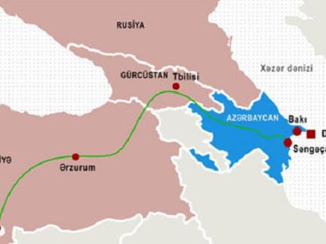Magistral kəmərlərlə 39,8 milyon ton neft nəql edilib