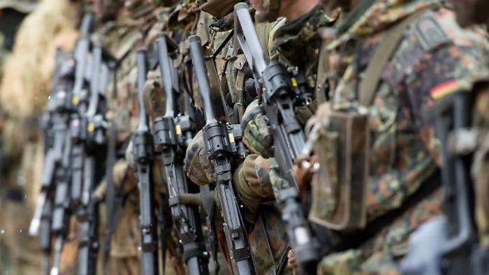 Bundeswehr zieht Ausbildungtruppen aus Nordirak zurück