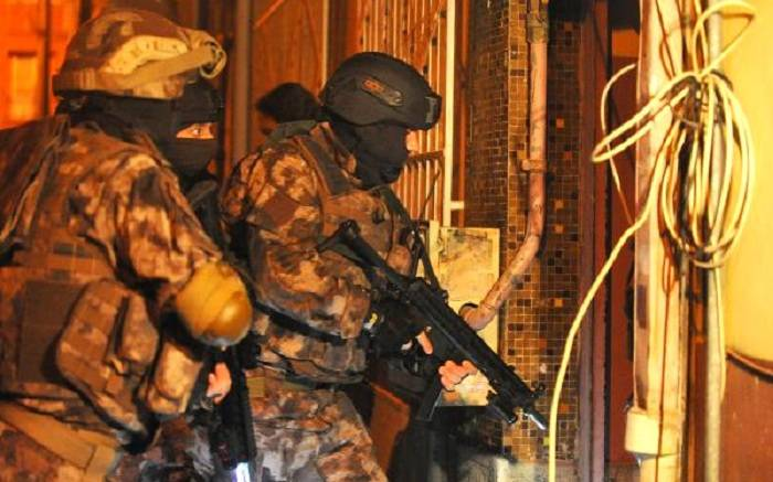 Turquie: 46 suspects de Daech interpellés à Istanbul
