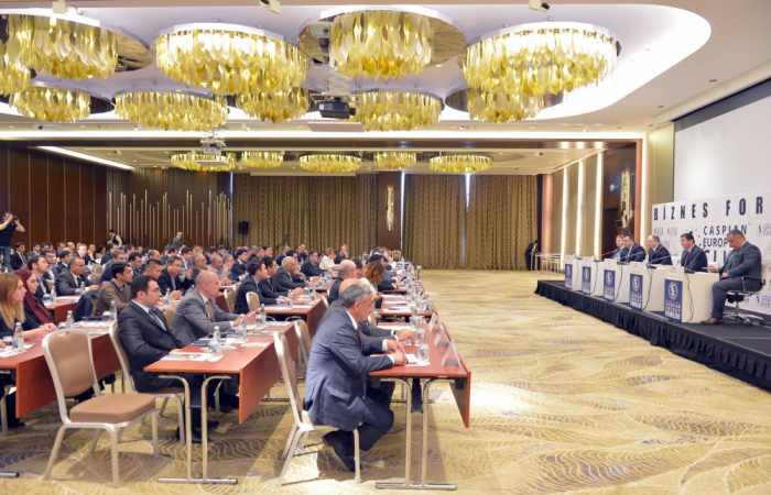 Taxation reforms discussed at business forum in Baku