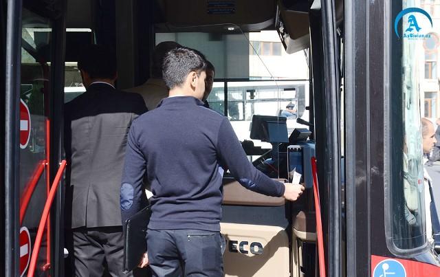 `Al bu 20 qəpiyi, səsini kəs..!` – Yeni avtobuslardan reportaj