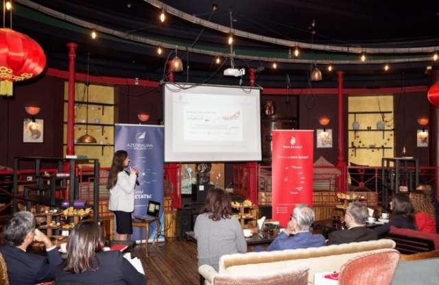 Buta Airways holds presentation in Saint Petersburg
