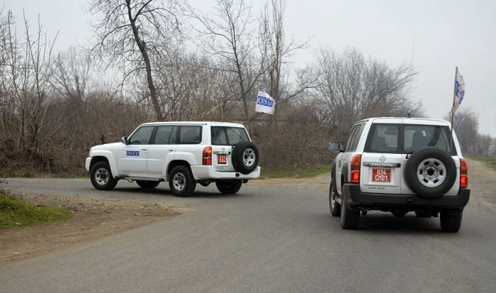 Karabakh : le suivi de l'OSCE s'est achevé sans incident