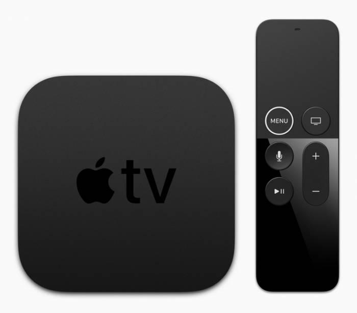 La nouvelle Apple TV gère la 4K et le HDR