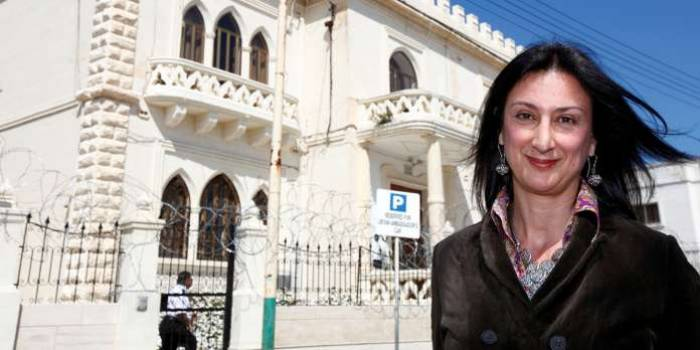 Malte : une blogueuse tuée dans l'explosion de sa voiture