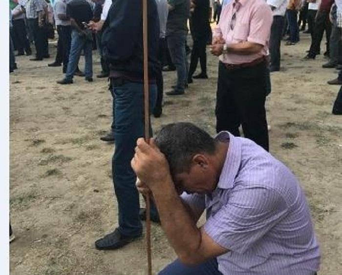 """""""Aldadılmışıq, istismar olunmuşuq"""" - Əli Kərimlinin ən yaxın adamı"""