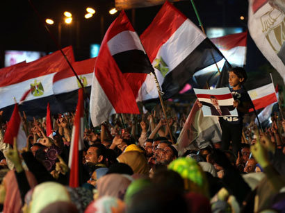 Morsi supporters stage demonstrations in Alexandria, other cities
