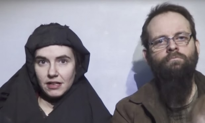 American hostage rescued with family from Afghanistan admitted to hospital