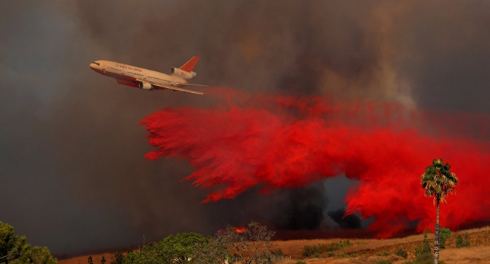 Over 100 people missing in California county due to wildfires