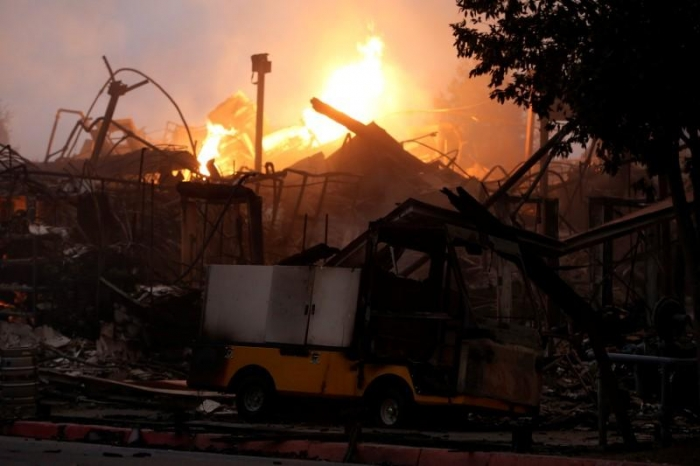 Insured losses from deadly California wildfires could hit $3 billion