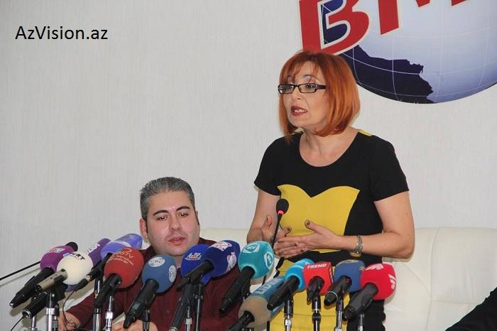 Image result for Erməni hüququ müdafiəçiləri Bakıya