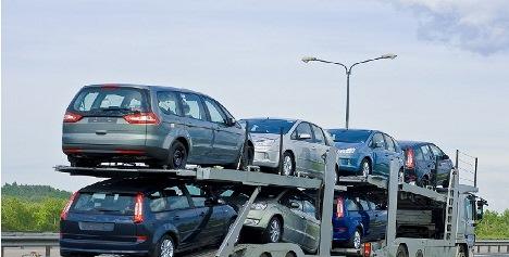 Azerbaijan's car imports up