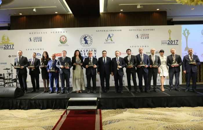 Caspian European Club holds Caspian Energy Award and Caspian Business Award prizes awarding ceremony
