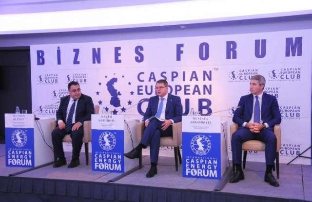 Baku hosts Caspian Energy Tourism Forum