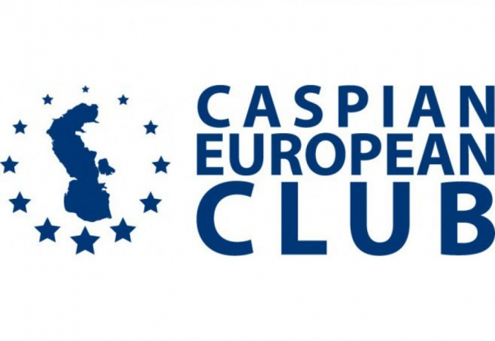 Caspian European Club addresses President Ilham Aliyev
